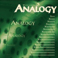 Analogy 3 Cover